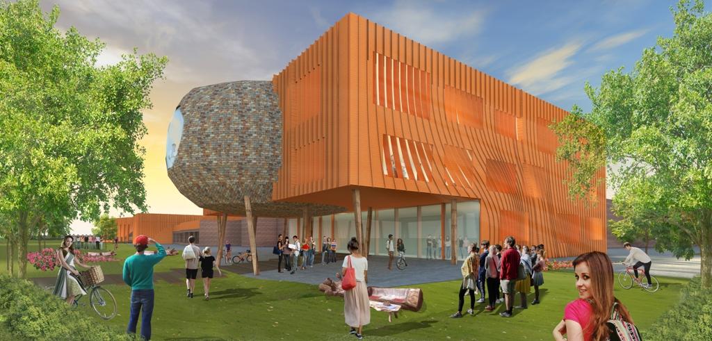Vrijeschoolbeweging het micha l college een eigentijds gepresenteerde vrijeschool - Eigentijds gebouw ...