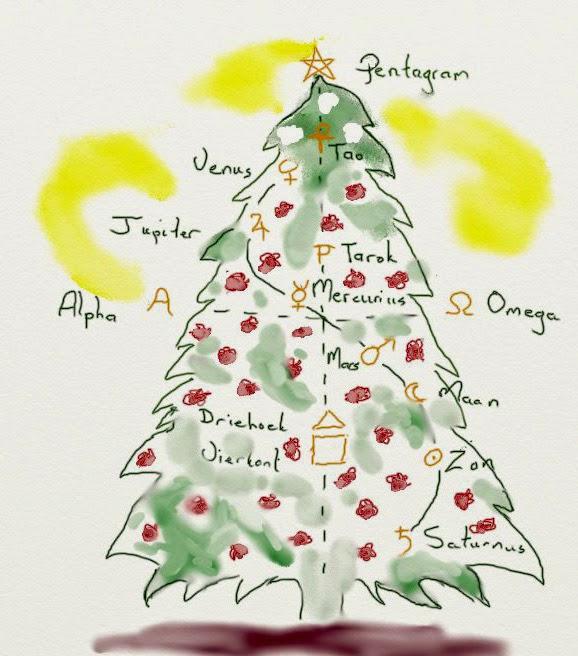 Vrijeschoolbeweging De Antroposofische Kerstboom Vrijeschoolbeweging